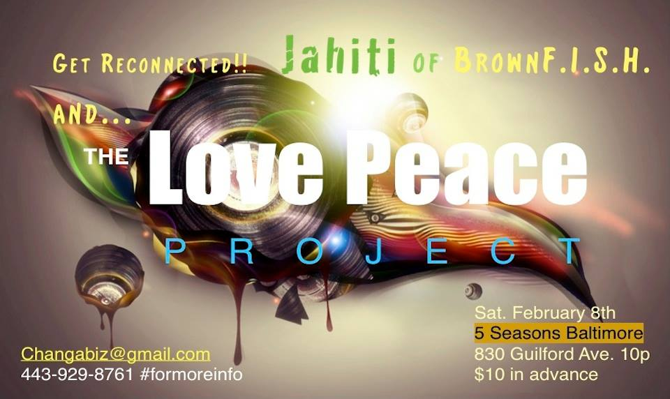 love peace project