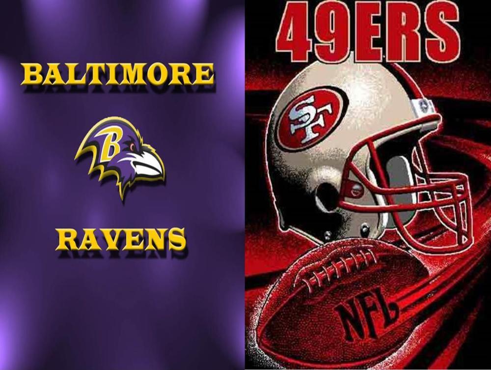 ravens & 49ers