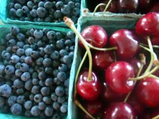 blueberries-and-cherries