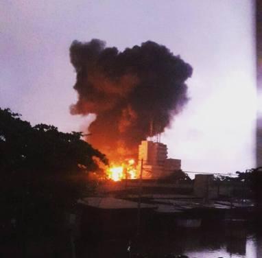 ghana blast 2